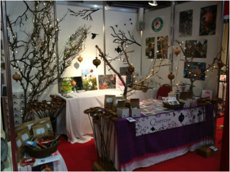 Quercus at the RDS 4th - 8th December 2013